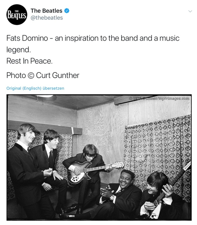 FatsDomino_Beatles